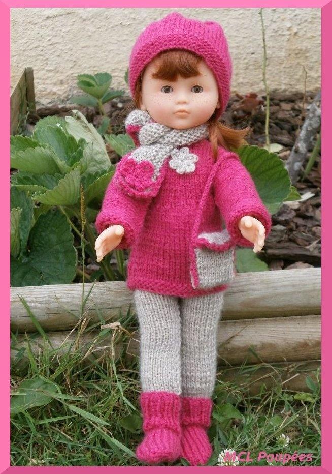 MCL Poupées - vêtements pour les poupées Chéries