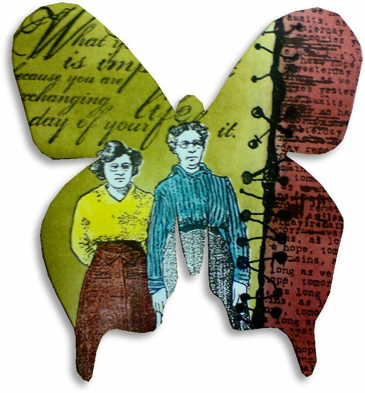 Butterfly project holocaust