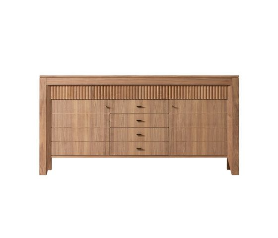 Side boards   Storage-Shelving   Credenza 900 Noce Canaletto. Check it out on Architonic