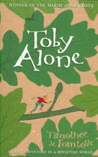 From the first sentence of this book you will be enthralled. Toby is a small boy, just one and a half millimetres tall. Toby lives in a tree and was once a loved member of a tight-knit community living on a branch together.