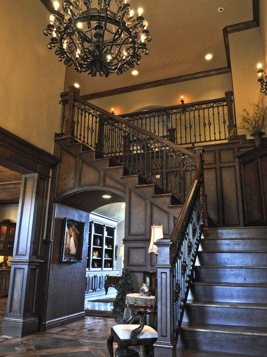 Tudor House Interiors. Traditional Home English Tudor Design Ideas,  Pictures, Remodel And Decor