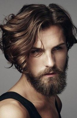 Men's Long Hairstyles Gallery..