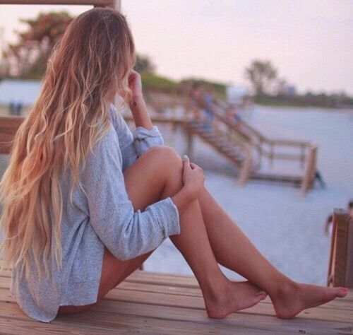 Image via We Heart It #adorable #blonde #blondehair #fashion #girly #hair #hairstyle #inspiration #quality #style #tumblr #tumblrhair #ombrehair #tumblrgirl #ombre