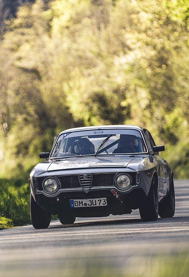 Alfa Roméo giulia 1600 GTA