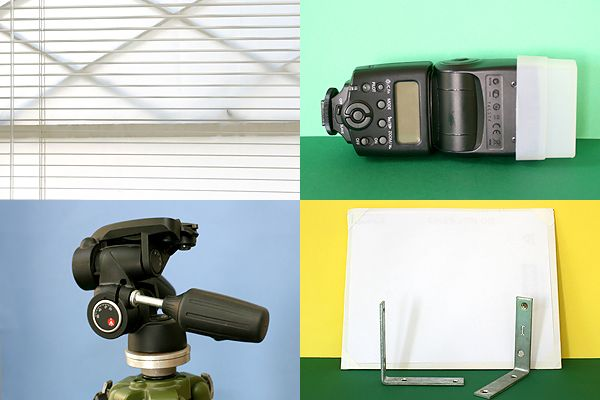 Create your own home photography studio for cheap for Cheap things to build