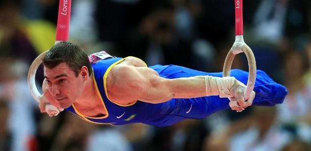 Arthur Zanetti wins gold in London
