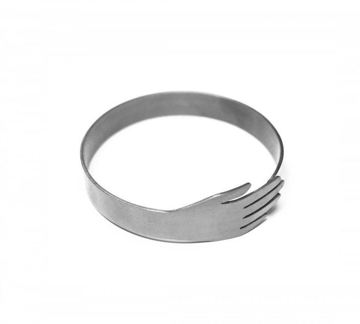 KOPI big hand bracelet