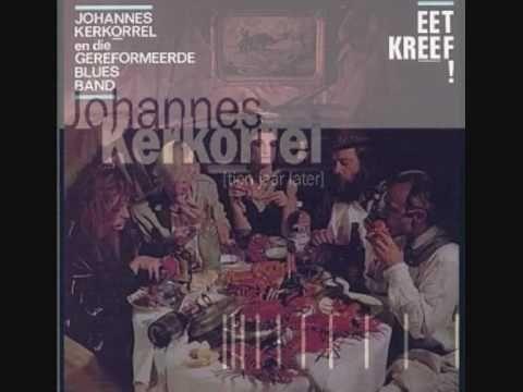 YouTube - Johannes Kerkorrel - Hillbrow