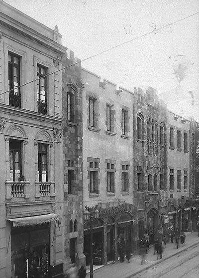 """Calle Ahumada"" (ca 1920-1930)"