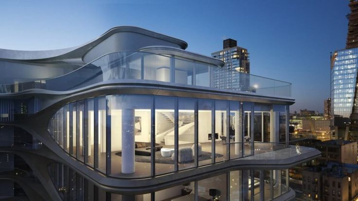 Zaha Hadid's Latest Project is a New York Building With Robot ...
