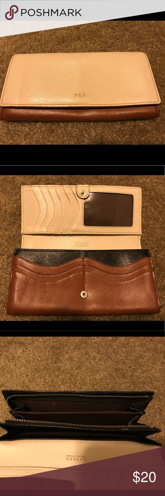 I just added this listing on Poshmark: Ralph Lauren Wallet. #shopmycloset #poshmark #fashion #shopping #style #forsale #Lauren Ralph Lauren #Handbags