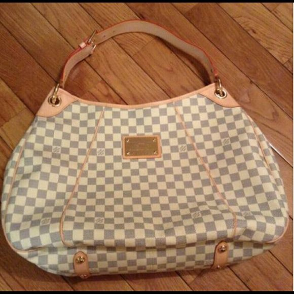 "Spotted while shopping on Poshmark: ""Excellent condition Authentic Galleria GM""! #poshmark #fashion #shopping #style #Louis Vuitton #Handbags"