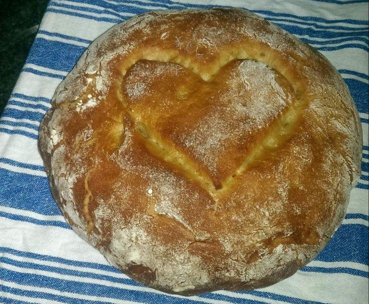 Rezept Quark-Brot von smausi28 - Rezept der Kategorie Brot & Brötchen