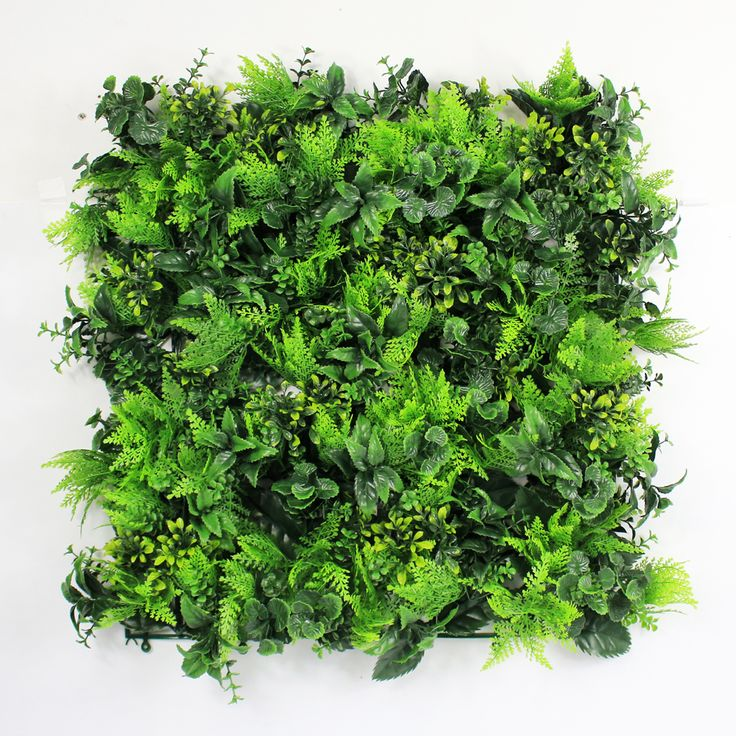 Newly released artificial hedges panels #A047~Lush foliage bush greenery lights up both interiors or exteriors!