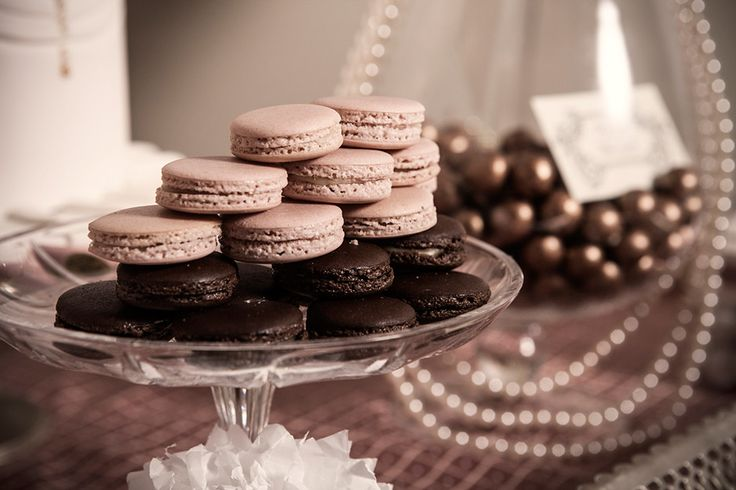 Gallery   Miss Wedding Design, sweet table, macarons, vintage anni 20