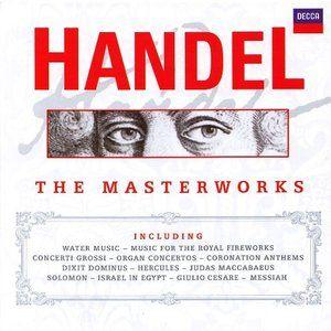 Handel - The Masterworks 30 CDs [2009]