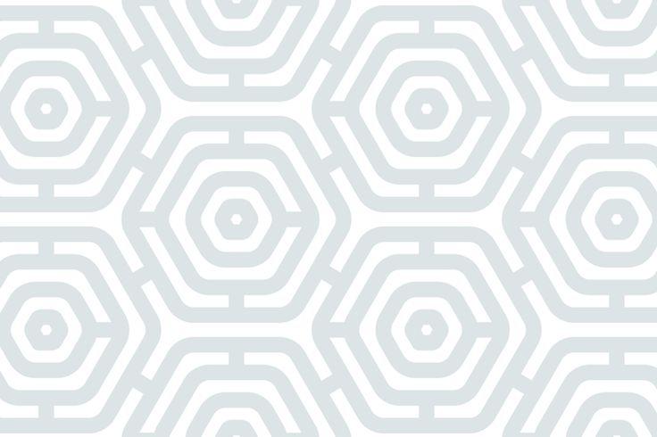 Free Subtle Hexagonal Seamless Pattern