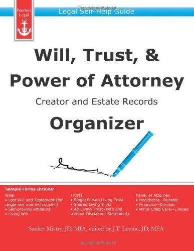 13 best Peerless Legal images on Pinterest Anchor, Organizations - simple will form