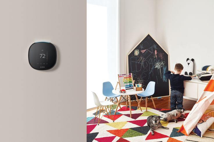 Learn about Ecobee's Alexa thermostat is essentially a wall-mounted Echo http://ift.tt/2pxNThD on www.Service.fit - Specialised Service Consultants.