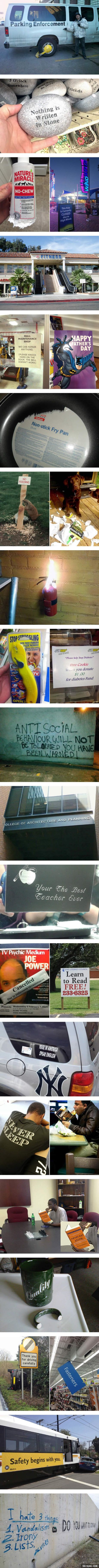 27 Hilarious Examples of Irony