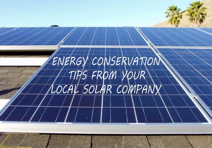 Green Stock Solar, one of the leading renewable energy companies in California, highlight some tips for saving energy. Find out what they are now!