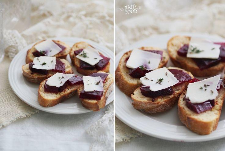 Я очень люблю свеклу и козий сыр - поэтому не удивительно что для своих друзей приготовил эту замечательную закуску. Рекомендую теперь и вам настоятельно))): на 1…