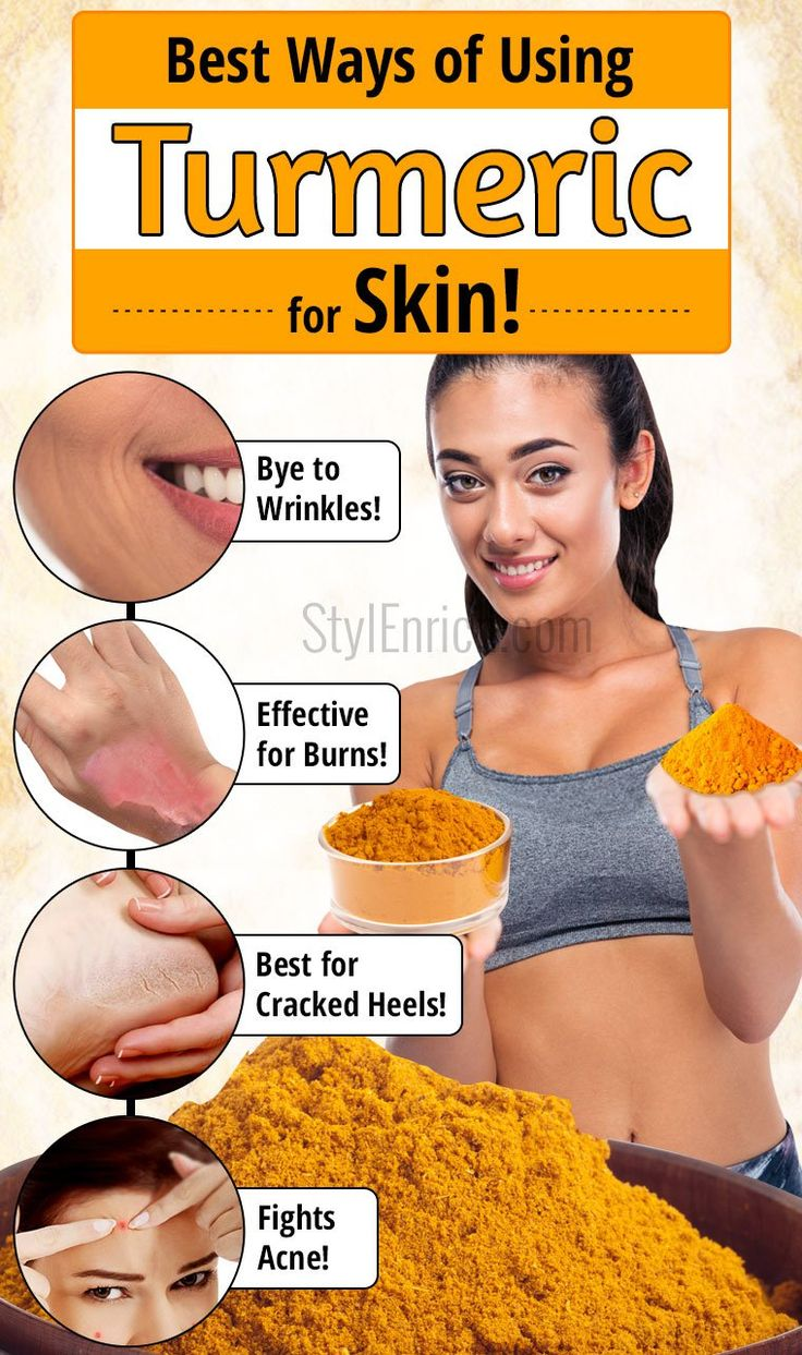 Turmeric Benefits for Skin - A Herbal Remedy for Skin Problems