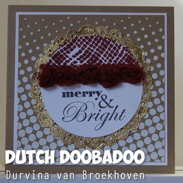 470.715.006 Merry & Bright, door Durvina van Broekhoven