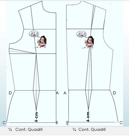 Na aula de hoje vamos aprender como Traçar a Base da Blusa Feminina e utilizar de forma correta os moldes básicos disponibilizados para impressão .