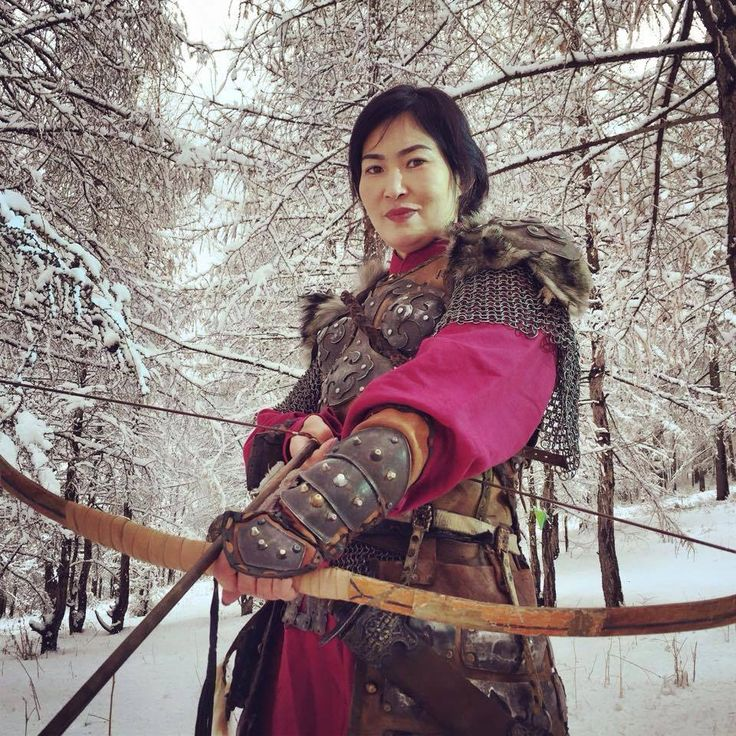 Дайчин бүсгүй, Монголын бахархал Гүндэгмаа