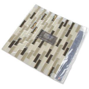 kitchen backsplash: Idea, Dune Mosaik, Stick Murano, Wall Tile, Kitchen, Smart Tiles, Tiles 9 13