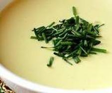Rezept Creme Vichyssoise (kalte Lauchsuppe) von angelthekid - Rezept der Kategorie Suppen