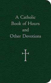 """Repin """"A Catholic Book of Hours and Other Devotions"""" for a chance to win the book in our Christmas Gift Guide Giveaway! Tag your pin with @loyolapress and #ChristmasBookList."""