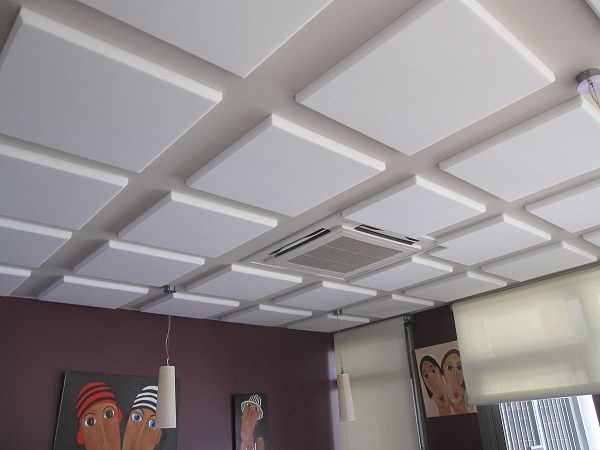 acoustical ceiling tile | Acoustic Ceiling Tiles to Muffle Noises