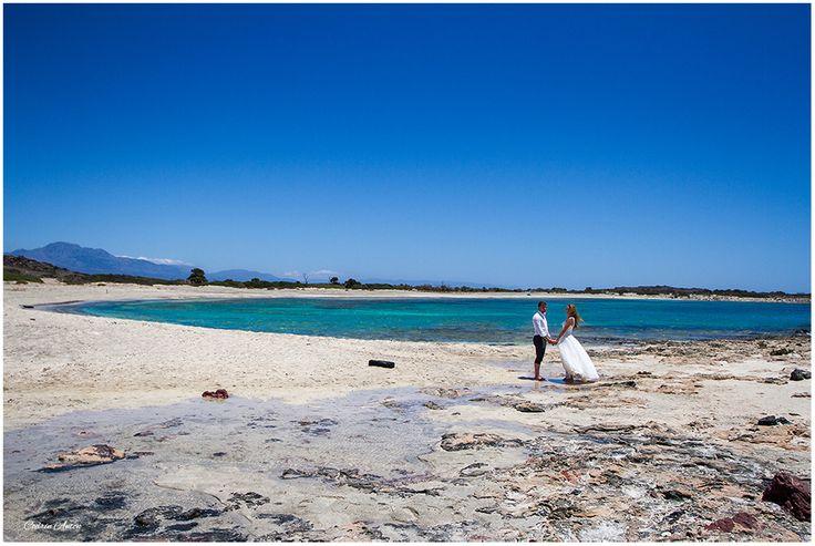 LOVE THE DRESS - Andreea & Catalin - in Crete - Greece