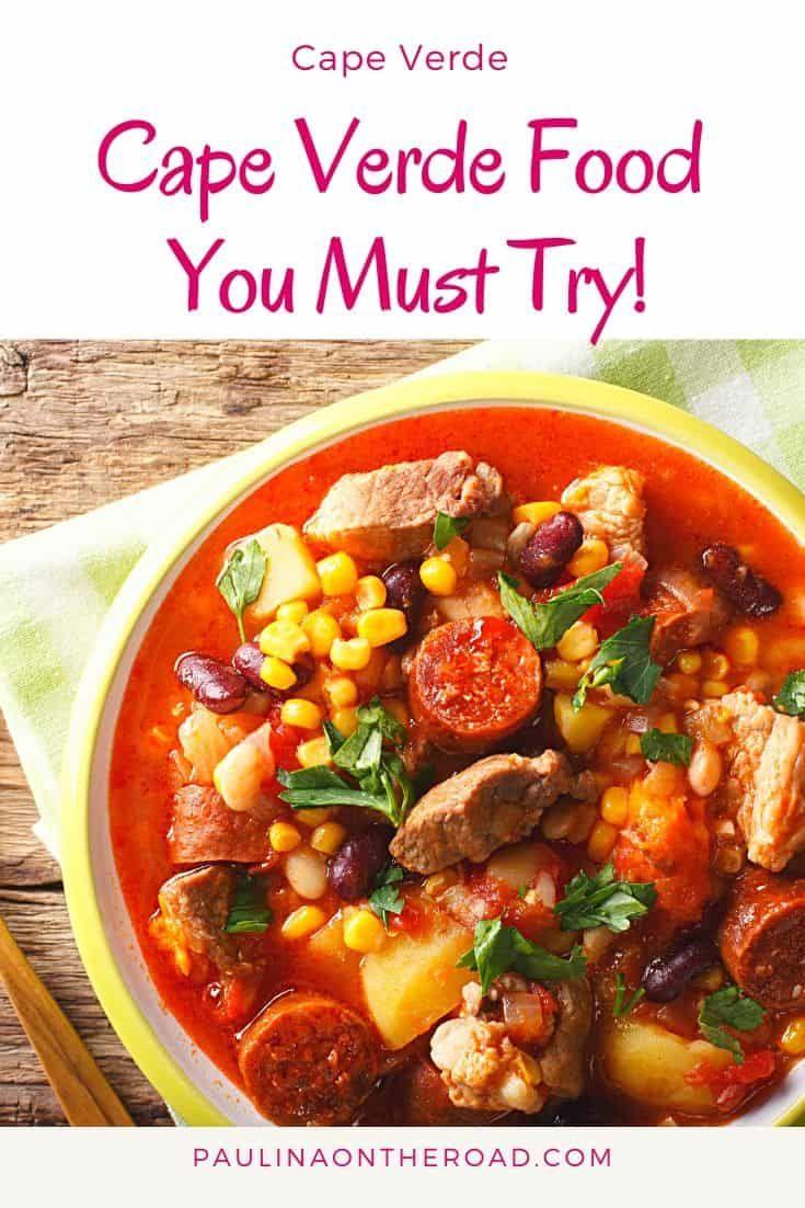 Get Cape Verde Food