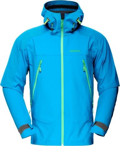 Norrøna Falketind Flex1 Jacket  Too Blue  1999,00