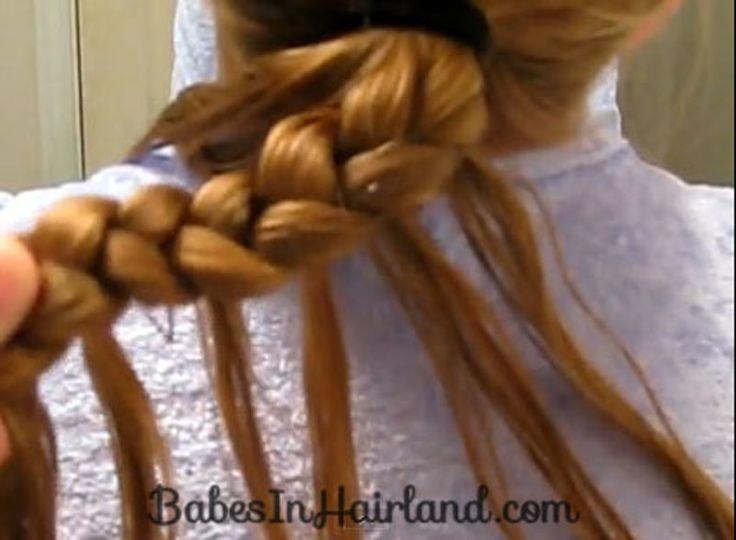 Cascade/Feathered Braid Video