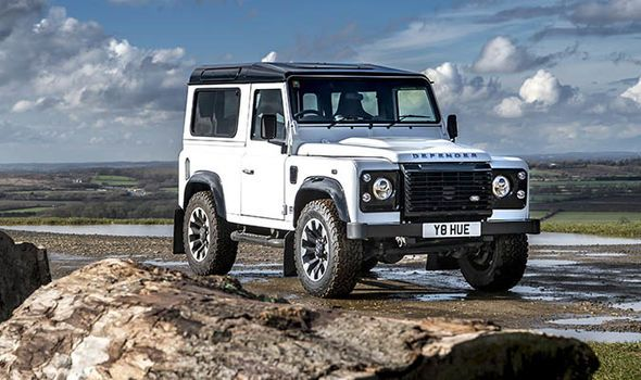 New Land Rover Defender Works V8 2018 Review Is This A New