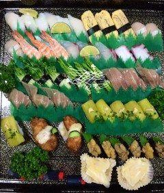 今夜の夕食は回転寿司きよしの握り寿司とオードブルでした もちろん握りはシャリコマですよ tags[宮崎県]