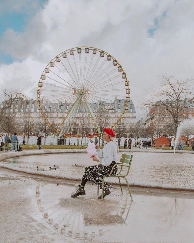 Marche De Noel At Jardin Des Tuileries Paris France Instagram
