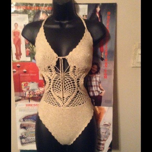 1000+ Ideas About Crochet Bathing Suits On Pinterest