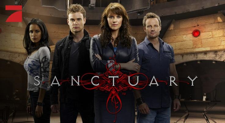 Sanctuary (Serie) - alle Folgen kostenlos ansehen.