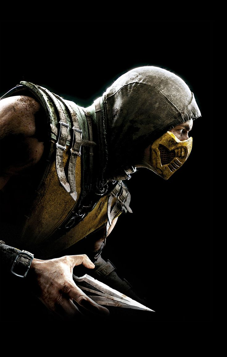 Mortal Kombat X iPhone Wallpaper - WallpaperSafari