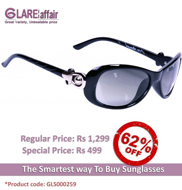 EDWARD BLAZE EB12912 BLACK POLARIZED SUNGLASSES http://www.glareaffair.com/sunglasses/edward-blaze-eb12912-black-polarized-sunglasses.html  Brand : Edward Blaze  Regular Price: Rs 1,299 Special Price: Rs 499  Discount : Rs 800 (62%)