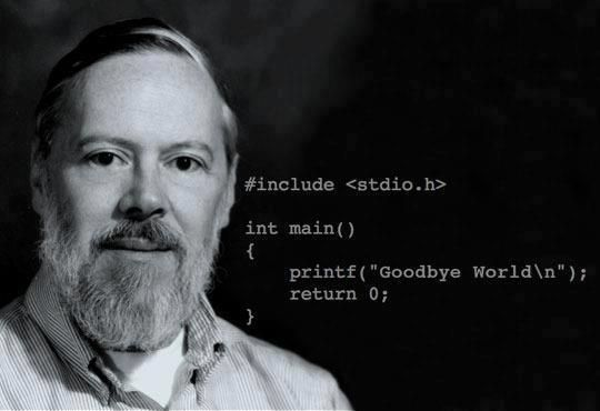 """Dennis Ritchie, father of modern computer programming.Even though billionaires like Jobs and Gates get the credit for """"revolutionizing"""" the computer, Dennis Ritchie invented C programming and Unix, both of which are still providing the framework for every modern computer system today. Ritchie is frequently overlooked as one of the contributors to the computer but his innovations are still used every day, and have surely paved the way for new updates and ideas to come."""