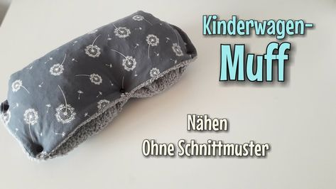 Kinderwagen Muff – OHNE Schnittmuster – Nähanleitung für Anfänger – Nähtinch…