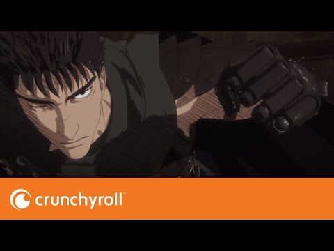New 'Berserk' Anime Trailer Filled With Swinging Swords, Splattering Blood | Spinoff Online | TV & Film News Daily. Based on Kentaro Miura's long-running dark fantasy manga, the new anime series premiered Friday on Japanese television and online in North America.