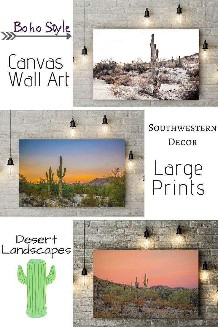 Large Canvas Wall Art And Boho Chic Prints Boho Style And Southwestern Wall Decor Desert Prints C Large Canvas Wall Art Bohemian Style Decor Canvas Wall Art