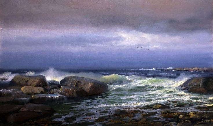 Odd Dubland from Ocean & Water Painting Group 12745752_10206275219983467_4649677393857139459_n.jpg (960×570)